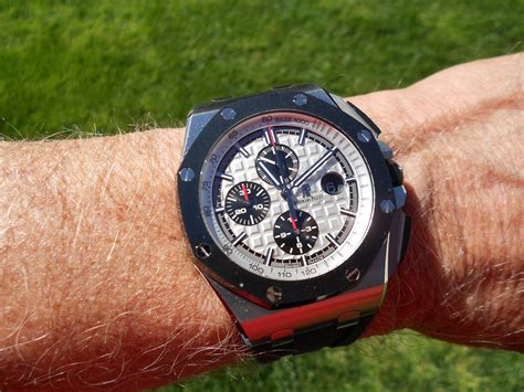 Audemars Piguet Roo Novelty fs audemars piguet roo quot novelty quot 26400so oo ss
