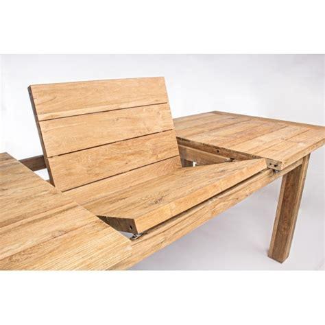 tavoli in teak tavolo in teak colore naturale mobili provenzali shabby chic