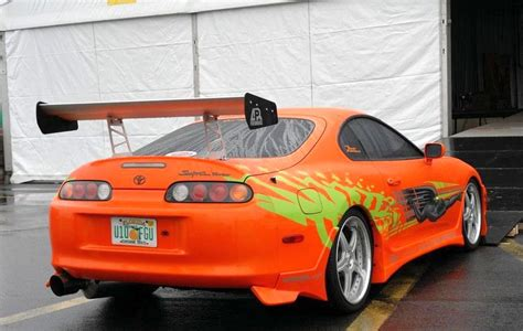 Toyota Supra Fast And Furious 1995 Toyota Supra Turbo Mk Iv Quot The Fast And The Furious