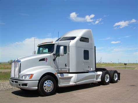 kenworth fleet trucks for sale image gallery 2006 kenworth t660