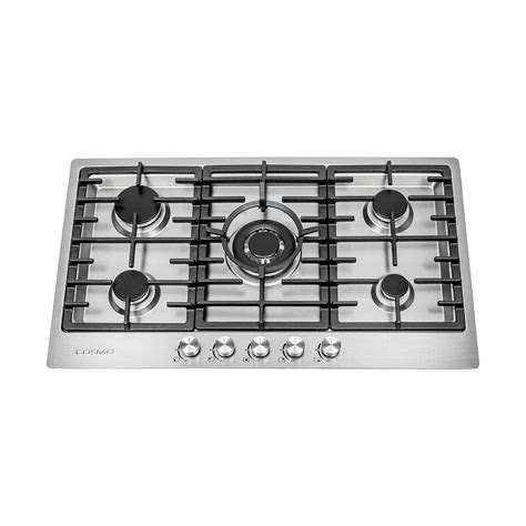Gas Cooktop Review cosmo appliances va s950m gas cooktop review