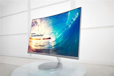 Monitor Curve Samsung Samsung Launched Three New Curved Monitors Cf591 27 And Cf390 23 5 27 Weboo