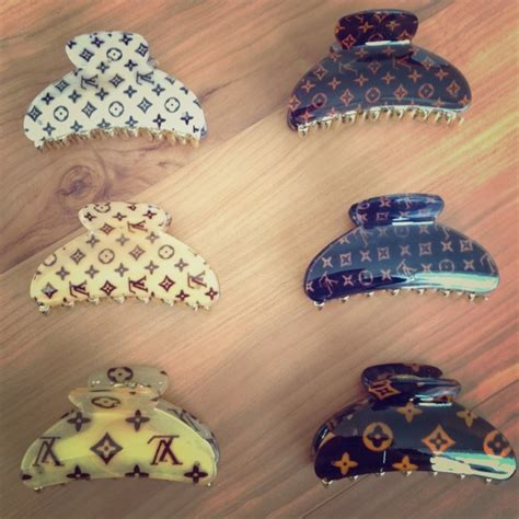 8 Adorable Accessories by 50 Louis Vuitton Accessories Lv Print Stylish Hair