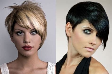 fabulous layered short haircut for thick hair hairstyles 28 fabulous short hairstyles for thick hair