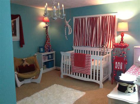 Circus Nursery Decor Baby Nursery Amusing Image Of Baby Nursery Room Decoration Design Ideas Using Light Grey Stripe