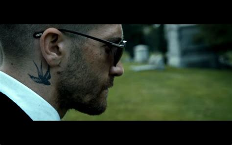 southpaw tattoo behind ear southpaw movie billy hope jake gyllenhaal tom ford
