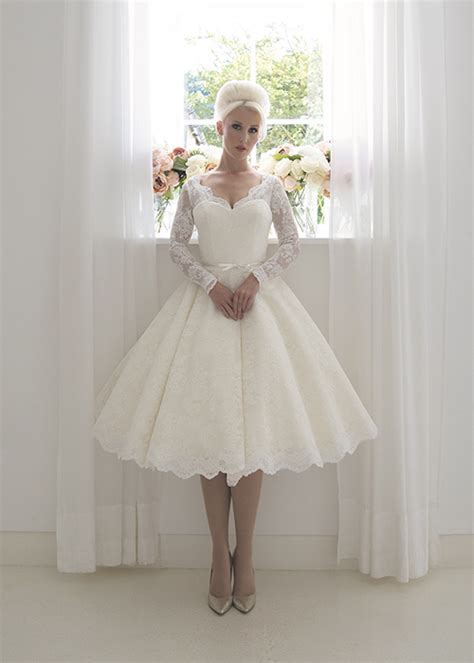 White House Wedding Dresses by Tea Cup Length Wedding Dress Wedding Dresses Dressesss