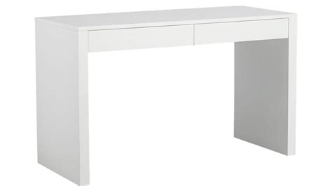 White Lacquer Desk by Runway White Lacquer Desk Reviews Cb2
