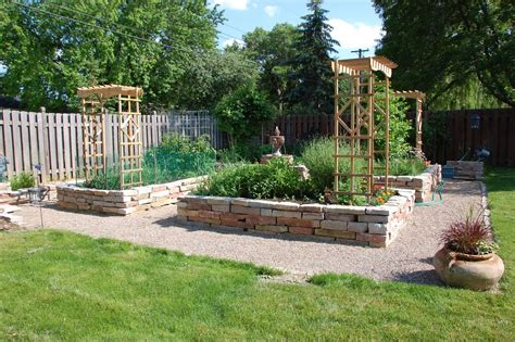 Vignette Design Design Bucket List 3 Design A Beautiful Raised Rock Garden Beds