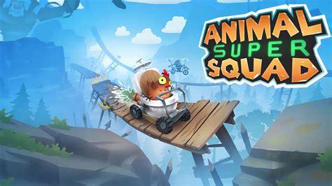 animal super squad announcement trailer youtube