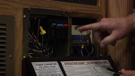 rv power converter troubleshooting rv repair club