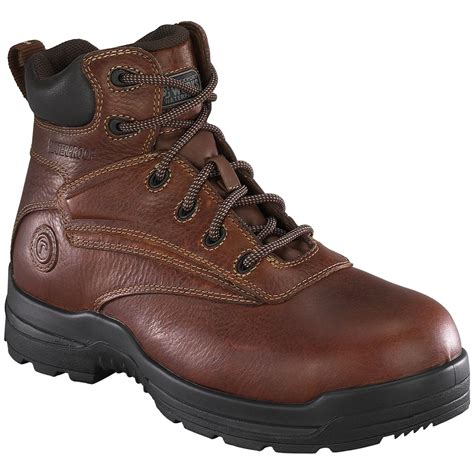 s work boots s rockport works rk6628 work boots deer 216009