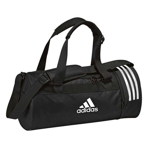 adidas convertible backpack duffel bag black rebel sport
