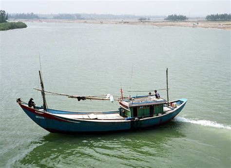 types of vietnamese boats found wooden boat plans cuddy cabin plan make easy to
