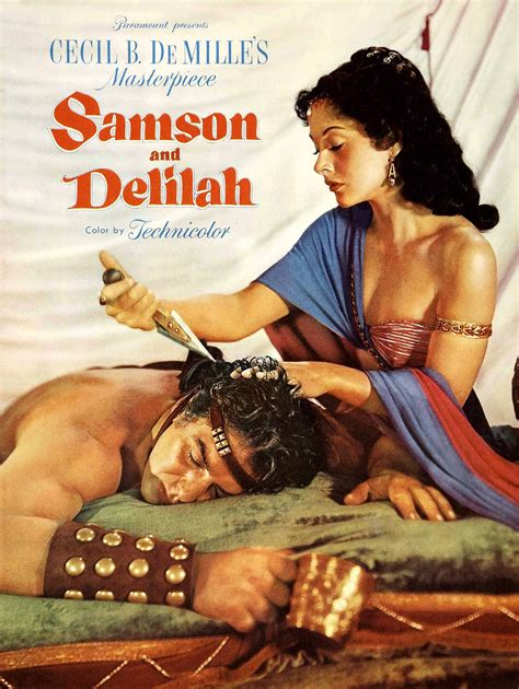 Samson Delilah 1949 Full Movie At The Movies In Owens Valley