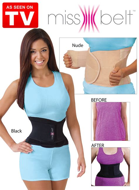 Miss Belt miss belt adjustable waist trimmer reviews
