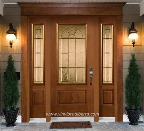 glasses with lights on the side cheap entry doors with side lights fiberglass entry door