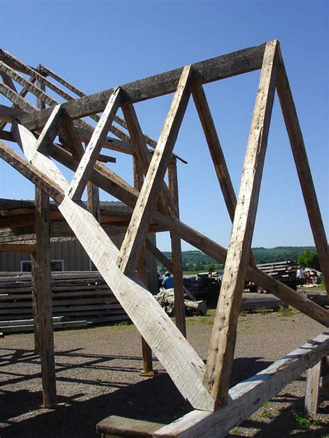 reclaimed heritage timber frame  sale  noel cape
