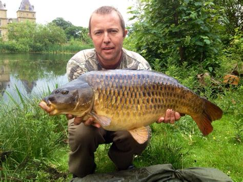 Carp Fishery | Wynnstay Carp Fishery | Carp Fishing North ...