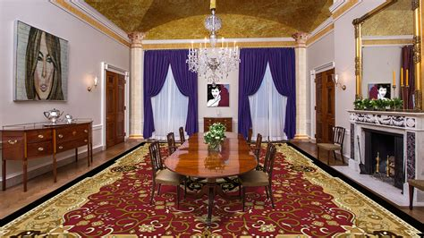 white house gold room will donald cover the white house in gold marketwatch