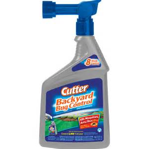 Does Cutter Backyard Bug Control Work Cutter 61067 Backyard Bug Control Spray Concentrate 32