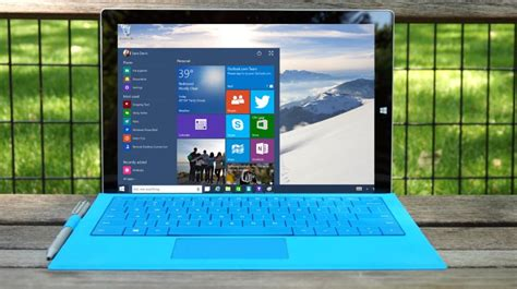 Microsoft Surface Windows 10 microsoft surface pro 4 will come together with windows 10