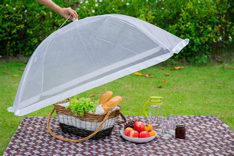 Mesh Food Cover mesh food covers tents 100 organza net highly