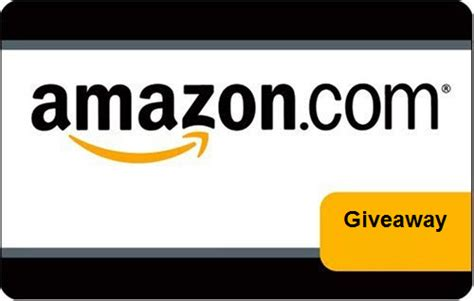 Free Amazon Gift Card Giveaway - giveaway frenzy