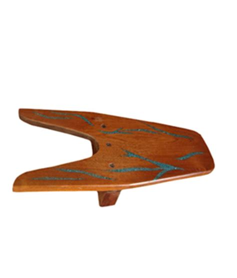 Turquoise Bedroom Decor boot jack with turquoise inlay rustic artistry