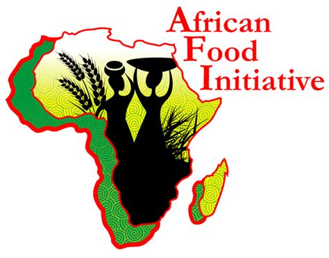 design a logo south africa african food initiative on behance