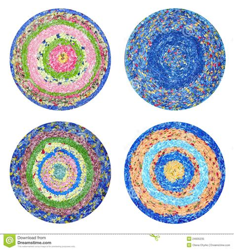 colorful circle rugs pics for gt colorful circle rugs