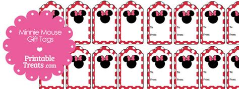 printable minnie mouse christmas gift tags printable minnie mouse gift tags printable treats com