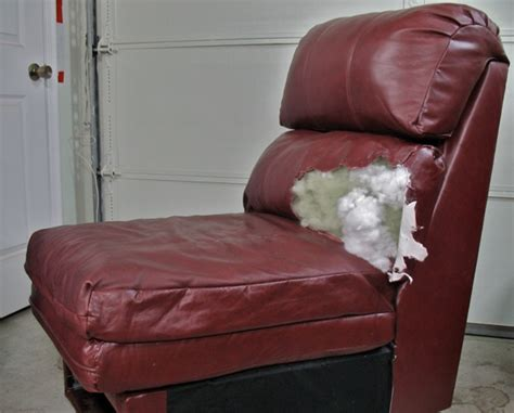 patch leather couch furniture repair restoration reupholstering in appleton