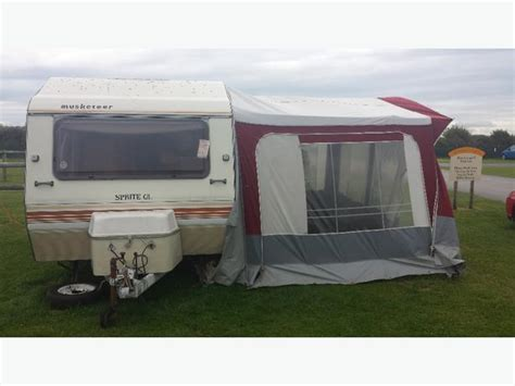 Caravan Awnings Wanted by Caravan With Awning West Bromwich Walsall