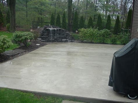 Concrete Backyard Ideas Stylish Home Design Ideas Concrete Ideas For Patios And Decks