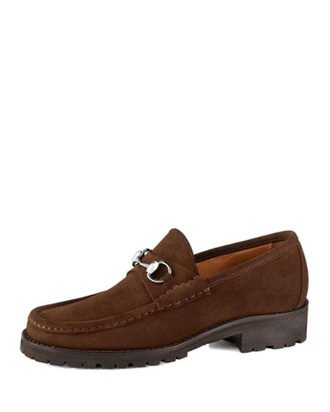 gucci classic loafer gucci classic horsebit loafer