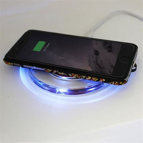 wireless android charger wireless charging pad iphone android faraday science shop
