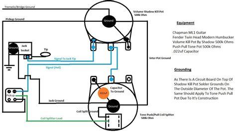 push pull split coil wiring diagram wiring