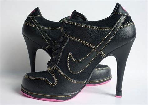 nike high heeled sneakers 43 best images about nike heel shoes on