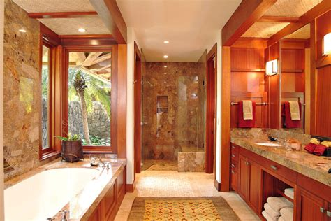 hawaiian style bathroom master bath tropical bathroom hawaii by saint