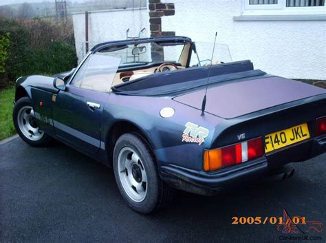 Classic Tvr Classic Tvr S2