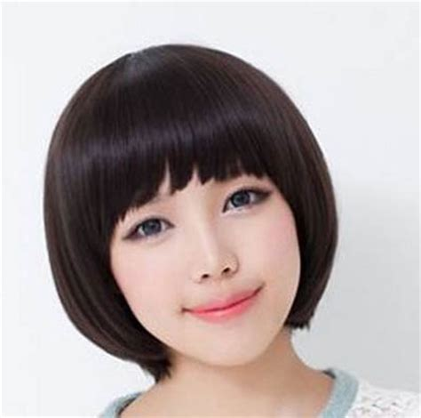 japanese haircut with long front pieces 20 popular short straight hairstyles short hairstyles