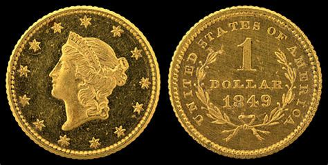 lade liberty antiche gold dollar