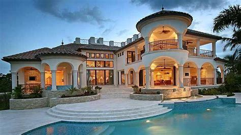 breathtaking mediterranean mansion design youtube mansion home plans at dream home source mansion homes