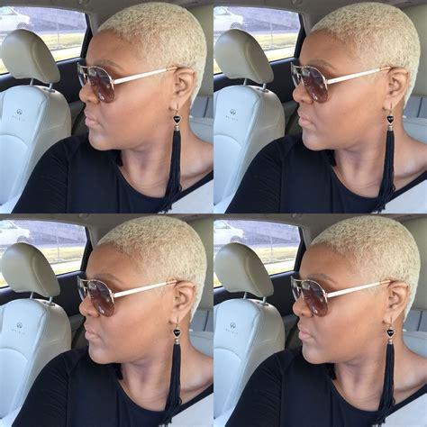 african anerican manic panic hair thecutlife blonde platinum short hairstyles