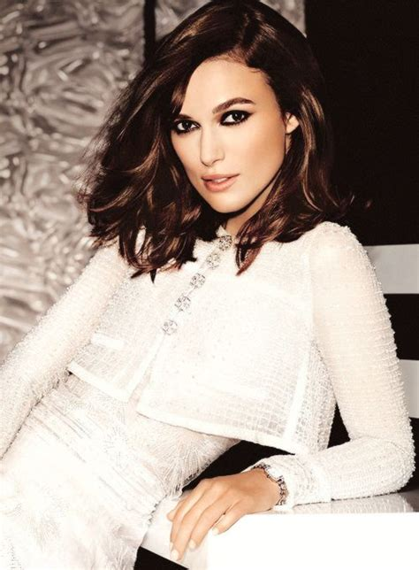 coco chanel hair styles 25 best ideas about keira knightley hair on pinterest