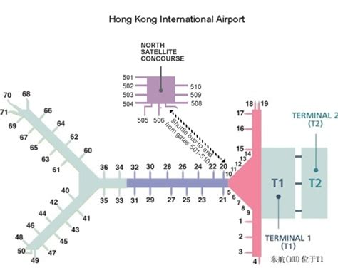 hong kong airport floor plan airport information hongkong china eastern airlines