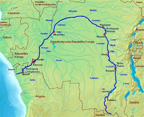 congo river map map of congo river bed mattress sale