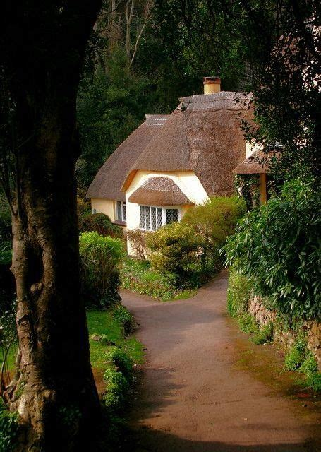 Sommerset Cottage by Selworthy Somerset Architecture Castles Abbeys