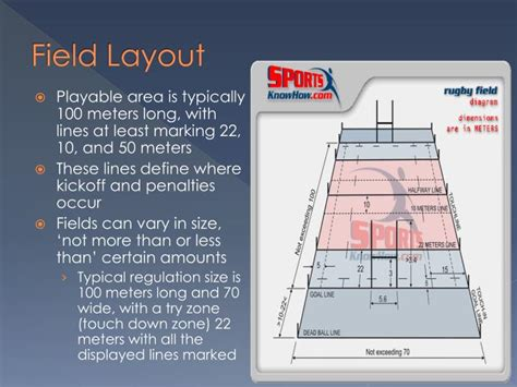 powerpoint layout rules ppt rules of rugby powerpoint presentation id 2074279
